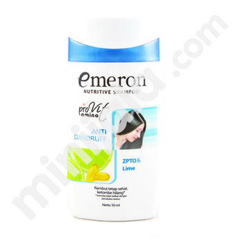 Emeron Indonesia Brand Shampoo