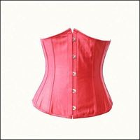 Hot lady corset sexy bustier corset garter latex corset and bustier