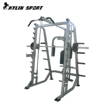 Club Gym Center Fitness Machine Hammer Strength Steel Half Rack