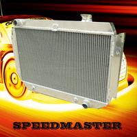 all polished car radiator with all cap sizes for Kingwood