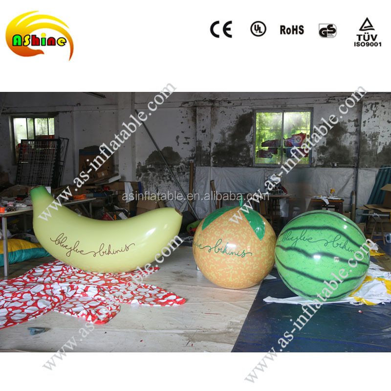 Latest inflatable fruit model with good quality