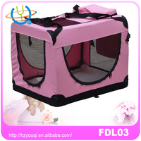 Rolling Backpack Travel Pet Carrier for Cats and Dogs