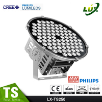 2016year hot seller brand Chip led light bars Off Road Lights 250W 500W outdoor spot lighting