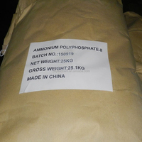Pu Chemical Ammonium Polyphosphate For Fire