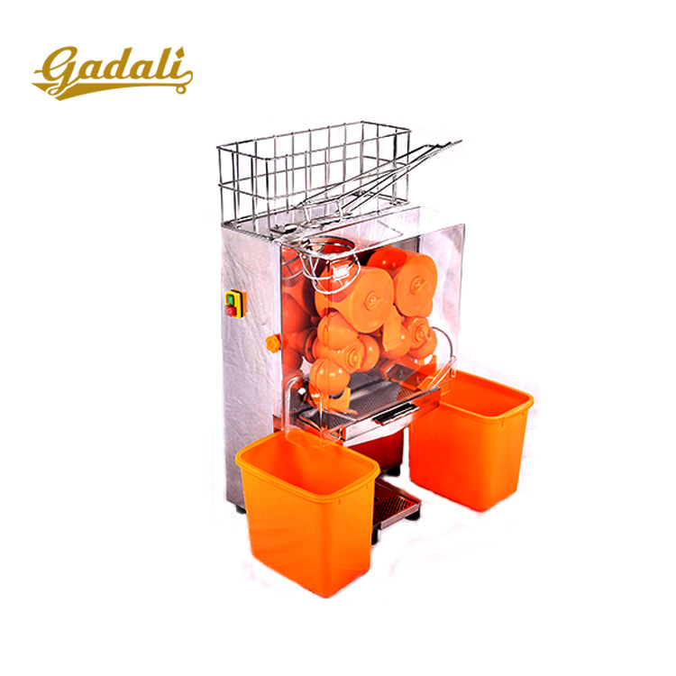 Elektrische orange Juicer der inländischen orange Juicer-Maschine der industriellen Juicer-Maschine