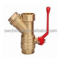 Forged Brass Filter Valve Brass Forged