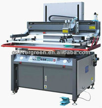 Manual screen printer for PVC, Paperboard, flyers Top quality Horizontal silk screen printing machine
