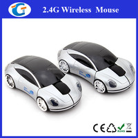 Car Model Wireless Cordless USB 2.4 GHz Optical Ergonomic Laptop Notebook Mouse
