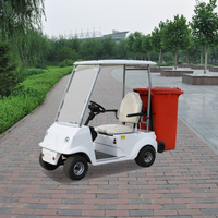 Single seat utility buggy electric golf cart DG-CM1 with CE from China