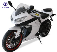 3KW 4KW Electric Motorcycle Racing Motorcycle Pocket Bike