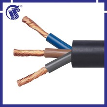 Attractive design 3*1.5mm2 power cable/H07RN-F rubber insulated flexible cable