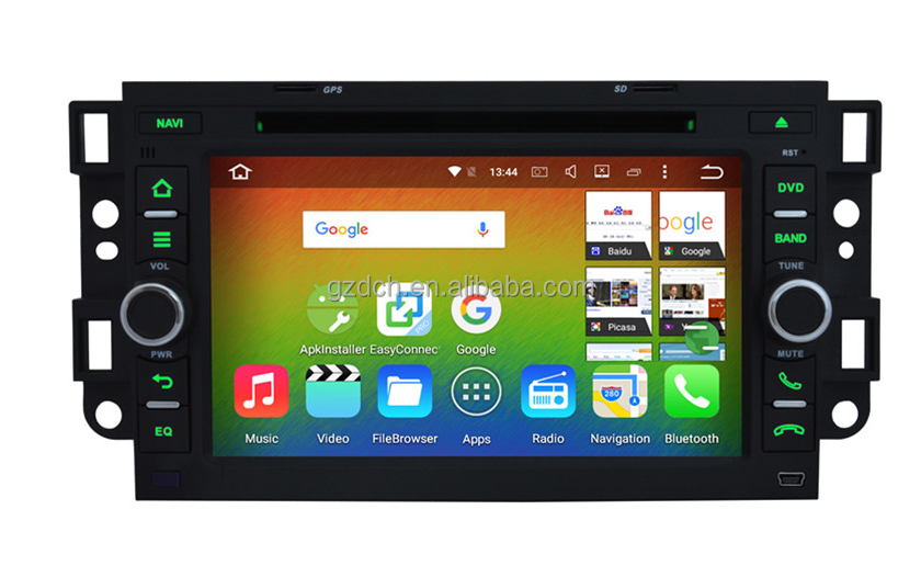 7 inch 8 Core Android 6.0 Car DVD Player For <strong>Chevy</strong> Chevrolet Cobalt <strong>Epica</strong> Spark Optra Captiva Tosca Aveo Octa Core 32GB WS-7008