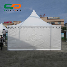 tent 6x6 aluminum structure roof top Pagoda Gazebo pyramid Tents