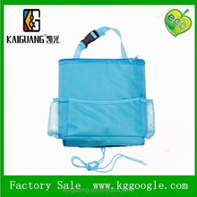 600D waterproof Cooler Bag for drink put on the car portable car cooler bag