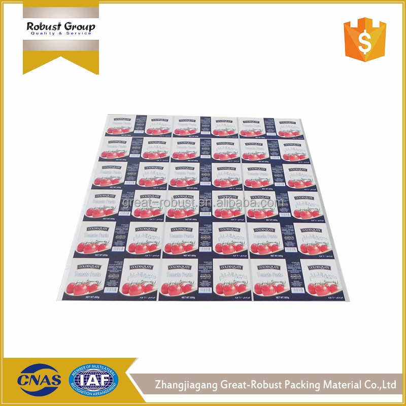 Standard printed tinplate sheet with best price