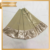 CTS009A wholesale High quality sequin burlap christmas tree skirt