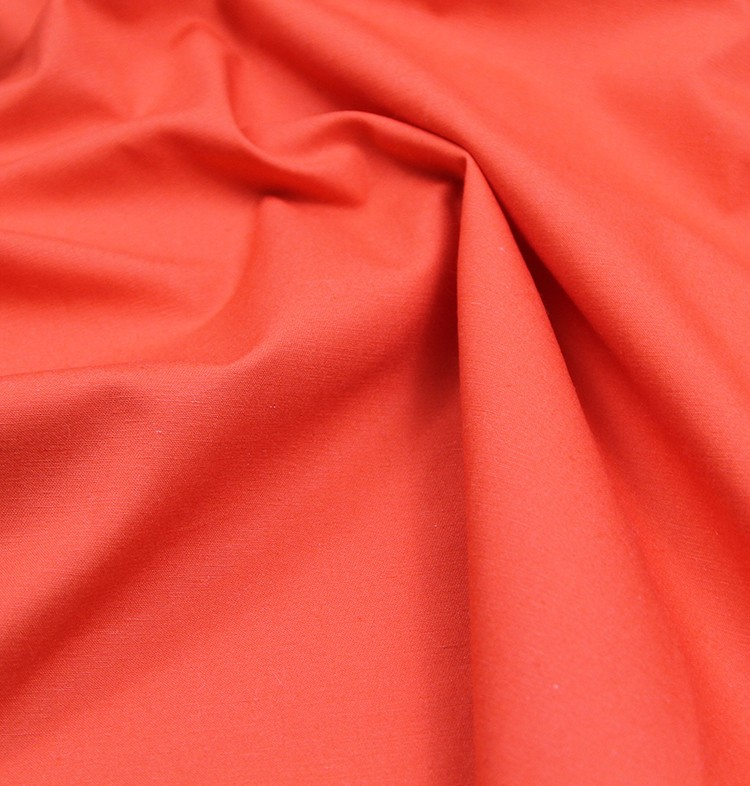 100% cotton calico poplin 40x40/133x72 solid dye shirts fabric factory