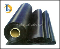Waterproof and breathable roofing membrane epdm rubber sheet/rubber sheet rolls/roof sheet/waterproof membrane