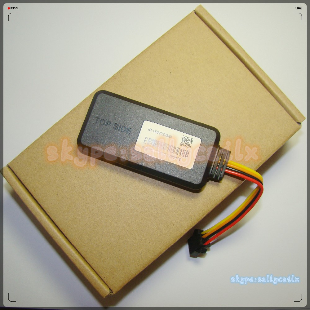 small car/ vehicle gps tracker power cut off, Y202 support web software IOS Android APP