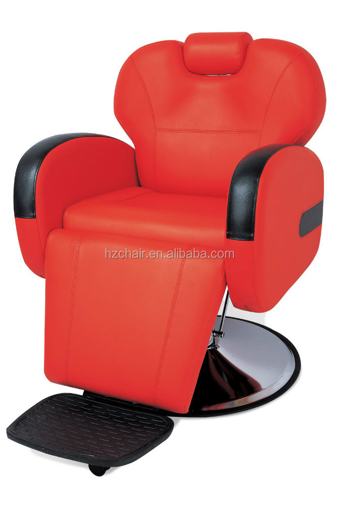 all purpose reclining high-quality barber chair; men and women suitable barber chair