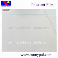 electronic polarizer film for LCD and 3D glasses