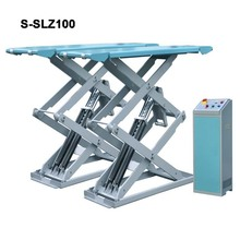 Portable Hydraulic Mid Rise Scissor Car lift