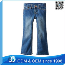 Wholesale Bootcut Jeans Ladies No Name Brand Denim Jeans