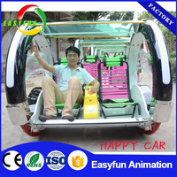 Le Bar Car ride on walking simulator electronic game machine bettery driving happy swing car kiddie ride