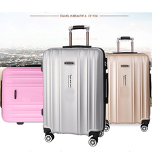 Newest High Quality 20 Inch Urban Trolley Luggage travel Case with 3 set for men and women