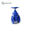 OEM Precision 4 Inch ductile iron/cast iron Flanged PN16 Gate Valve