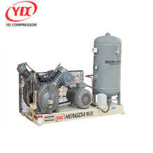 Low pressure piston air compressor /air adjustment mode of standard mode
