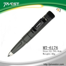 Multifunctional Aluminium Ballpoint Tactical Pen with Glass Breaker