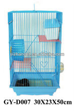 2014 new China wholesale pet products custom luxury metal hamster cage for sale