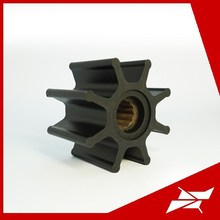 Japan F25CBC rubber impeller for marine engine use water pump
