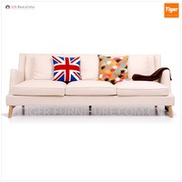 sofa designer furniture replica solid wood high quality cheap fabric comfortable