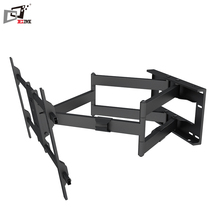 Professional Folding 180 Degrees Swivel TV Wall Mount For LCD Screen