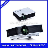 UC40 Mini Projector,NO.287 home thearter data show projector