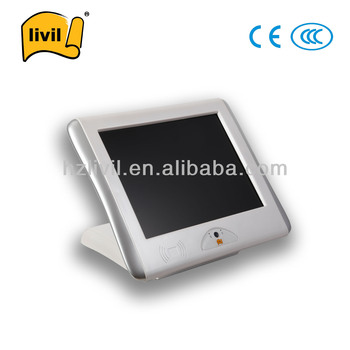 15.0'' POS touch screen system for cash register restaurant ,fruit shop