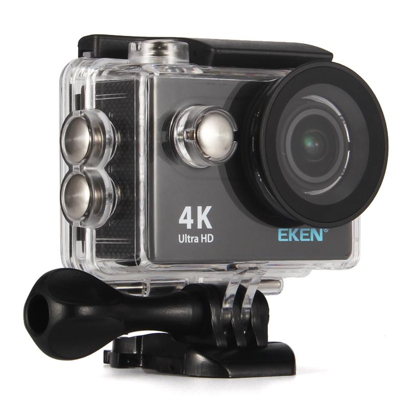 Câmera ação 4 K H9R EKEN WiFi Controle Remoto Sports Video Camcorder 1080 P Esporte Câmera À Prova D' Água - ANKUX Tech Co., Ltd