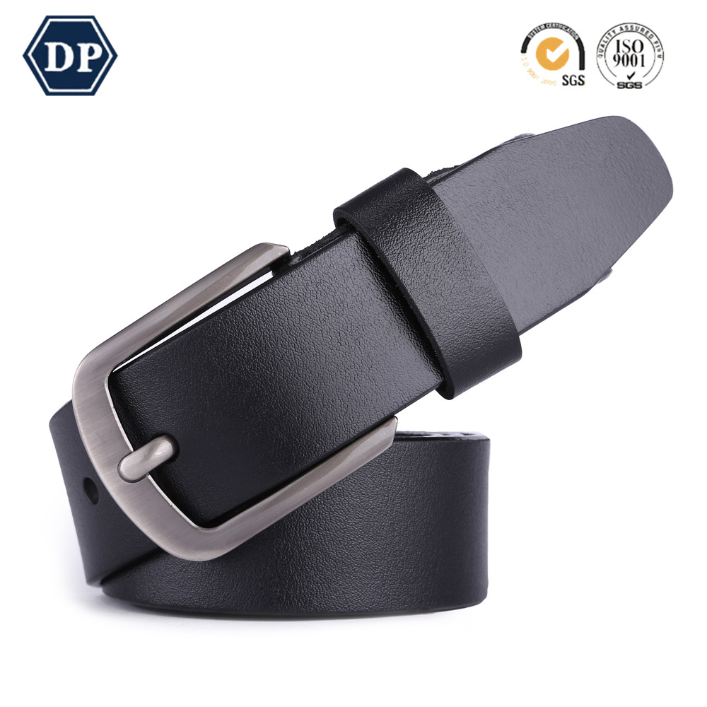Fashion Golf Tour Carbon Fiber Textured Reversible Leather Belt men