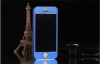 aluminum metal hybrid combo phone case for iphone5