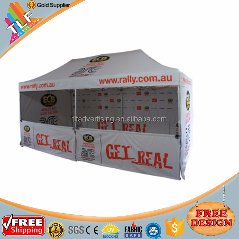 Aluminum Frame Food Booth Tents For Sale