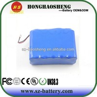 24v 4000mah replacement power tool rechargeable 18650 battery packs 24v 4ah portable lithium battery pack 6s2p