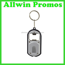 Best Selling Flashlight Keychain Bottle Opener