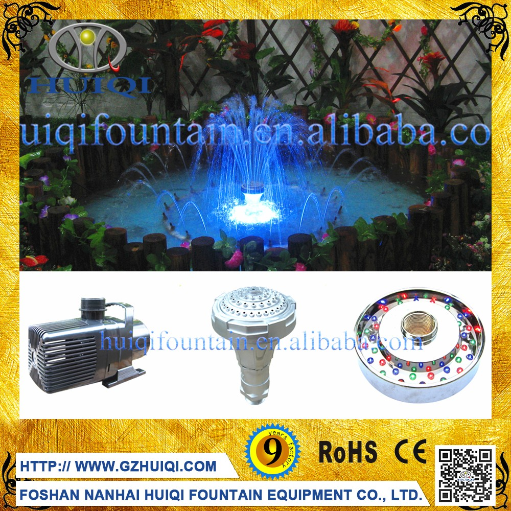 Control with Small Round Garden Outdoor Music Dancing Water Waterscape Fountain