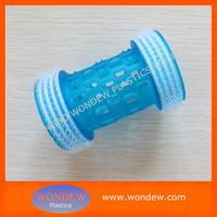 Plastic perm rod roller/perms and hair rollers/roller blind rod