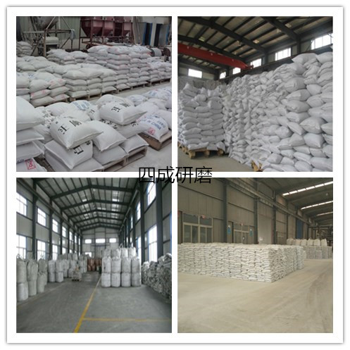 grinding and cut off wheels raw materials white fused alumina