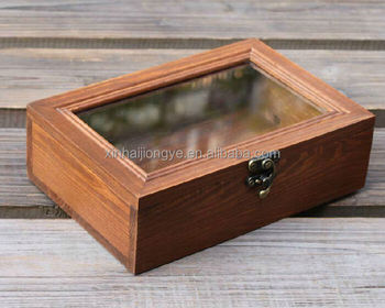 Finished Wooden Keepsake Box With Glass Lid Accepted OEM & Finished Wooden Keepsake Box With Glass Lid Accepted OEM View ... Aboutintivar.Com