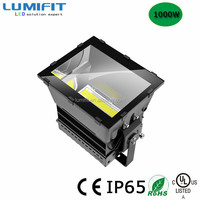 Big power 1000W LED high bay light, led high bay light 1000watt with Meanwell led driver