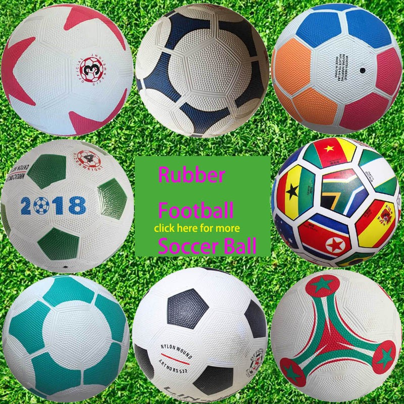 Cheap custom print training soccer ball with string